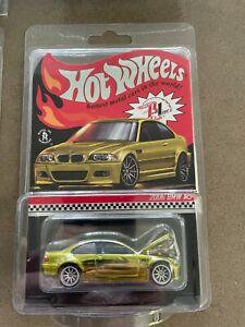 Hot Wheels RLC 2006 BMW E46 M3 #12015/20000