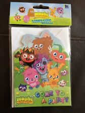 Moshi Monsters Party Invitations 6pk