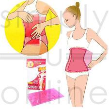 Minceur corps Sauna Wrap poids perte Burn Fat Cellulite ventre ventre taille