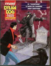 fumetto MAXI DYLAN DOG BONELLI numero 9