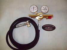 Nitrogen Regulator Aircraft Strut Accumulator Fill Kit (LARGE BORE) 1500 PSI RUB