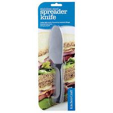 Kitchen Craft kcsanspread Ronda finalizado Sandwich esparcidor de mantequilla extendiendo Cuchillo