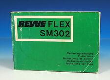 Revue FLEX SM 302 Bedienungsanleitung manual- (90123)