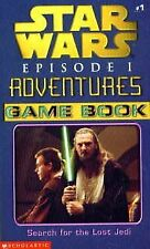 Search for the Lost Jedi  Star Wars Episode 1 Adventures Game Book  V