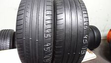 2 Tires 245 45 19 Dunlop SP Sport Maxx GT DSST RFT 55-70% Tread
