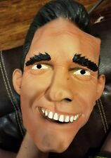Mitt Romney Presidential Political Vacuform Costume Mask Disguise