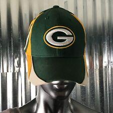 c1776cdb60a Green Bay Packer Hat NFL Logo Trucker Baseball Cap One Size Fits Most M L
