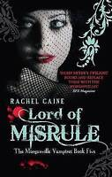 Lord of Misrule (Morganville Vampires) by Rachel Caine, Good Book (Paperback) Fa