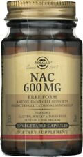 Solgar NAC 600mg 30 Vegetable Capsules