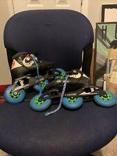 Luigino skates Mini Challenge Z-frame - Used - (165/150-3X110) (10.50/266mm)