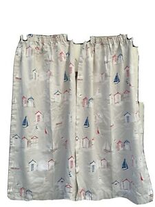 Curtains Suitable For Small Window, Beach Hut Or Camper Can