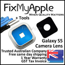 Samsung Galaxy S5 G900 Camera Lens Rear Back Shutter Bracket Replacement Tools