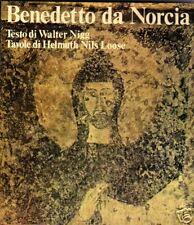 CRISTIANESIMO - BENEDETTO DA NORCIA - 1A EDIZIONE