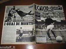 IL CALCIO E CICLISMO ILLUSTRATO 1963/4=NAPOLI ROMA=SPAL PALERMO=