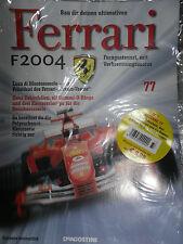 FERRARI f2004/KYOSHO/MODELLISMO/DeAgostini/output 77/neu OVP