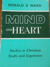 1965 1st Ed Mind & Heart Studies in Christian Truth & Experience BIBLE CHRIST