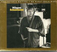 Nilsson, Harry Nilsson Schmilsson RCA 24 Karat Gold CD Rar Mit Slipcase