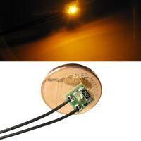 S119 - 10 Stück LED Hausbeleuchtung Führerstandsbeleuchtung gelb FSB-1 Set