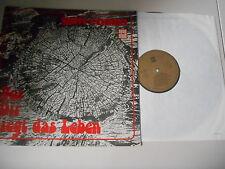 LP Religion Gen Rosso - Vor dir liegt das Leben (13 Song) NEUE STADT VERLAG