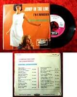 Single Sven Jenssen: Jump in the Line / I´m a Wanderer (Vogue DVS 14512) D 1966