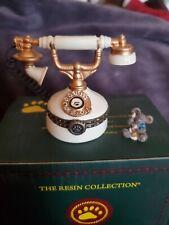 Boyds Bears Treasure Box Caroline's Princess Phone 1st Edition