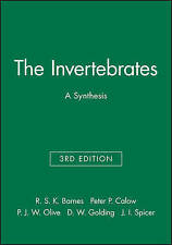 The Invertebrates: A Synthesis-ExLibrary