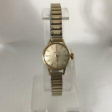 Tissot Lady Women's Vintage Rare Gold Plaque G20 Epsa Wrist Watch 17 Jewels