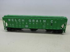 ATHEARN~WELCH GRAIN CO.~COVERED HOPPER #38491~HO SCALE