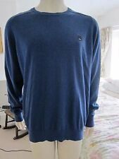 Mens Bench Ofsted Navy blue Crew Neck Jumper Bnwt Size XL