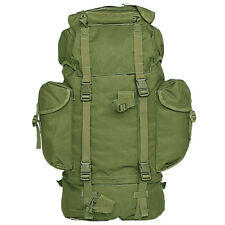Bw Army Combat Backpack Military Rucksack Hiking Bushcraft Camping Travel Olive
