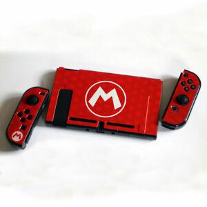 Spuer Mario Theme Design Protective Shell Case for Nintendo Switch & Joy-Con