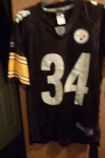 986a2e10d M67 Reebok Steelers Troy Polamalu on Field Premier White Jersey Men's XL.  $99.95 New. Reebok Pittsburgh Steelers Rashard Mendenhall Jersey