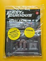 Fast & Furious Bauen Sie den legendären Doge Charger R/T 1:8  Bauteil 9  Neu/OVP