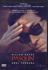 PASOLINI - DVD (USATO EX RENTAL) ABEL FERRARA