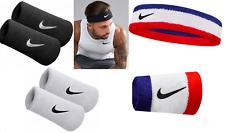 Nike Swoosh Doublewide Wristbands GREAT SPORT ACCESSORIE Squash Headband