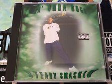 CD: DA UNDA DOGG - Steady Smashin (1998)Sealed Cali Rap G-Funk Messy Marv *OG*