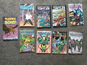 Teanage mutant ninja turtles Comic Lot Turtle Soup #1