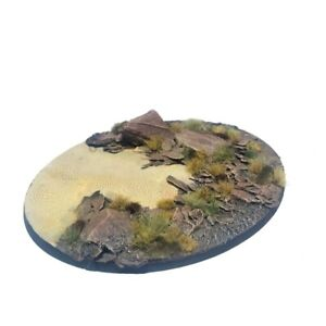 Wasteland Pre-painted Scenic Wargame Bases (various sizes)