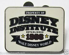 Disney Property of Institute Established 1996 DCL Pin