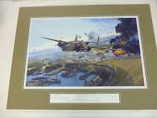 American Heroes Avenging Strike AP Robert Bailey Doolittle Raiders 3extra prints