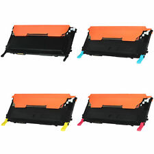 4 Toner kompatibel zu Samsung CLP-310 CLP-315 CLX-3175 Series