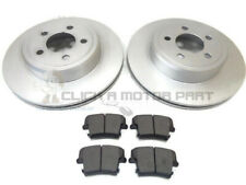 CHRYSLER 300C 3.0 CRD 3.5 V6 5.7 V8 2005-2011 REAR BRAKE DISCS AND PADS SET NEW