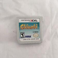 Shinobi Nintendo 3DS