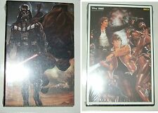coffret limité star wars 7 variante plus lithographie exclusive + bonus