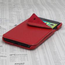 OPIS MOBILE 7/8 GARDE BOOK (Rot): iPhone 7&8 Lederhülle im Flip-Case Stil
