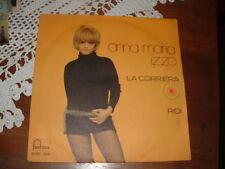 """ANNA MARIA IZZO """" LA CORRIERA """" UN DISCO PER L'ESTATE'70  ITALY"""