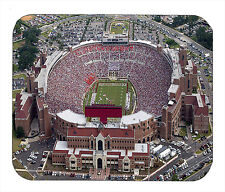 Item#1344 Doak Campbell Florida State Seminoles Football Game Fly Over Mouse Pad