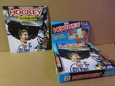 1984  OPC  Sticker Book  Wayne Gretzky  Box Fresh
