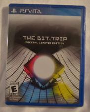 The Bit.Trip Sony Playstation Vita Limited Run Games #113 Pax East Variant New