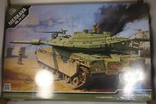 Academy 1/35 MERKAVA Mk.IV LIC  Plastic Model Kit Tank # 13227